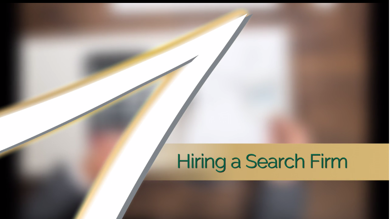 Biz Tips: Hiring a Search Firm